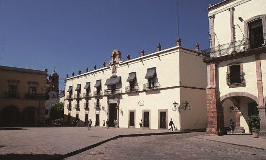 Casona de la Corregidora