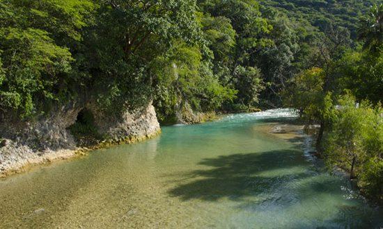 Adjunta del Río Ayutla y Rio Santa María
